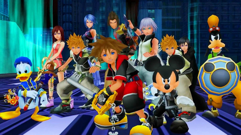 Kingdom Hearts HD 2.8 : Final Chapter Prologue tournera en 4K sur PS4 Pro