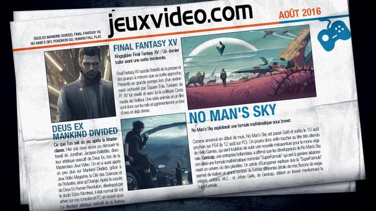 Les infos qu'il ne fallait pas manquer cette semaine : sortie du PS VR, Wasteland 3 financé, le solo de Star Citizen repoussé...