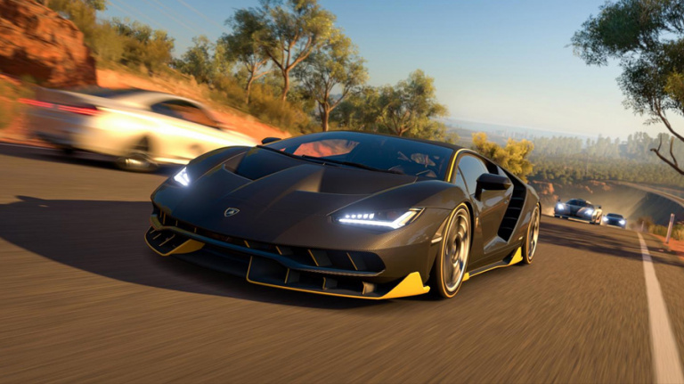 forza horizon 3 se patche nouveau sur pc et xbox one actualit s. Black Bedroom Furniture Sets. Home Design Ideas