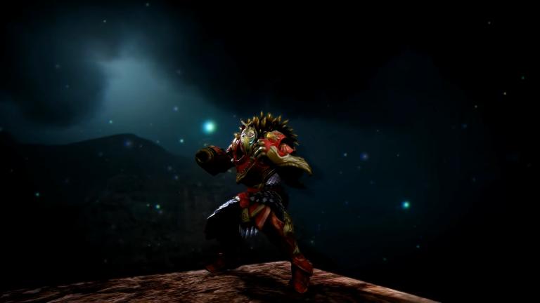 Éveil du Berserker : Dompteur de fer de Tantu