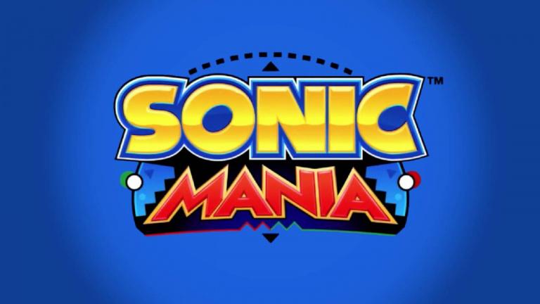 Sonic Mania : l'édition collector sera aussi disponible en France, sur PS4 et One seulement ?