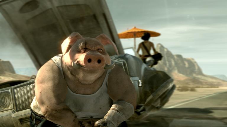 Rumeur : Le prochain Beyond Good & Evil serait un semi-reboot exclusif à la Nintendo NX