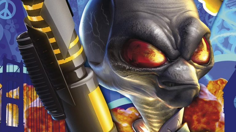 Destroy All Humans 2 listé sur PS4