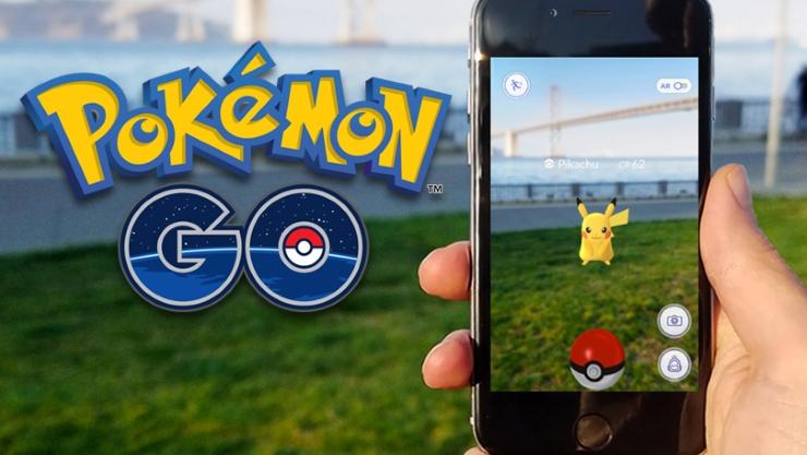 Pokémon GO renforce la difficulté de jouer en voiture