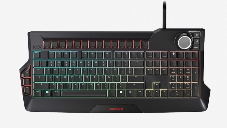 Cherry dévoile le MX Board 9.0, un clavier qui entend peser face à la concurrence