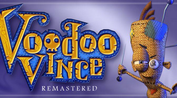 Voodoo Vince de retour sur PC et Xbox One