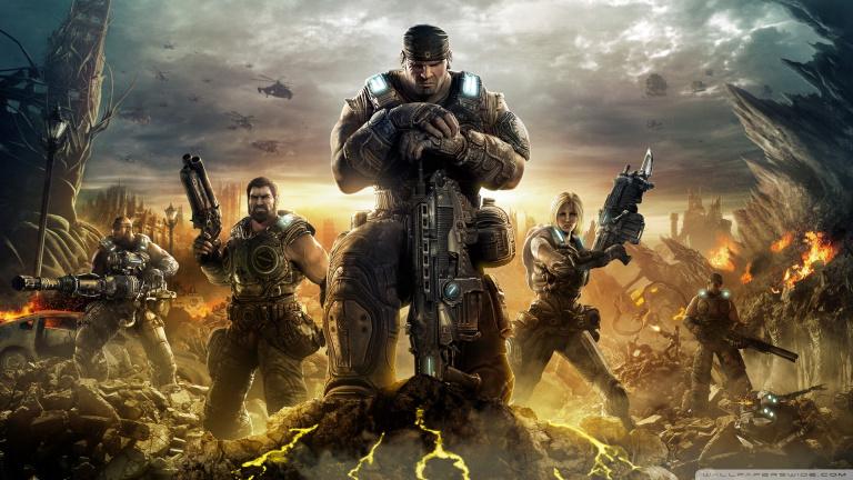 Gears of War et l'e-sport, une relation compliquée