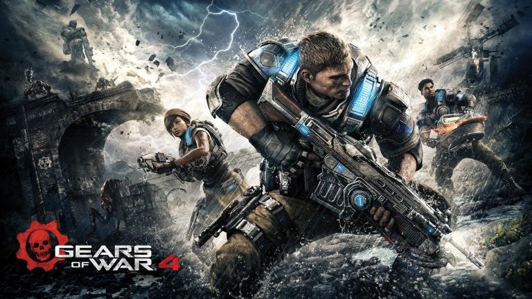 Gears of War 4 : collectibles, soluce complète et packs d'équipements... Notre guide complet