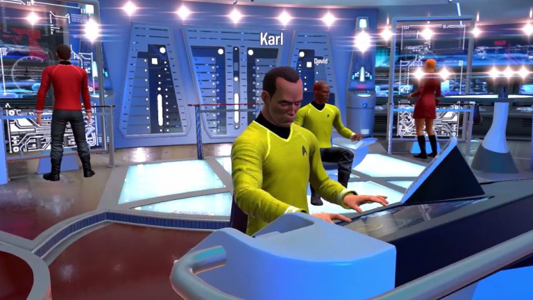 Star Trek Bridge Crew repoussé au 14 mars 2017