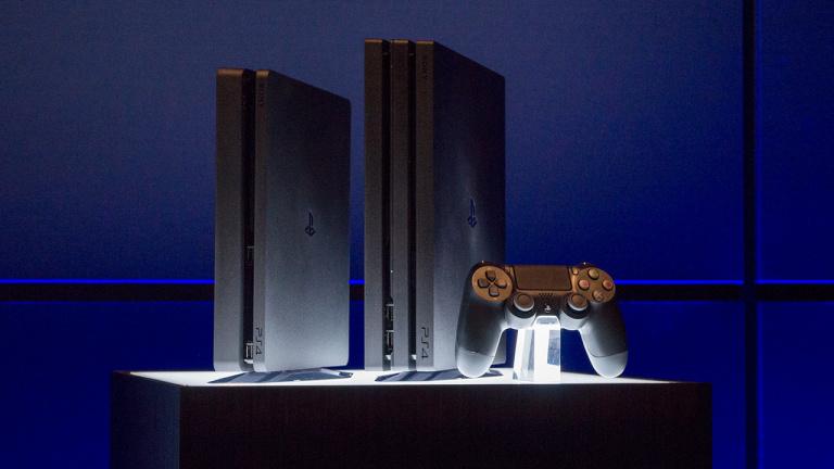 La PS4 Pro embarquera deux cartes graphiques en CrossFire