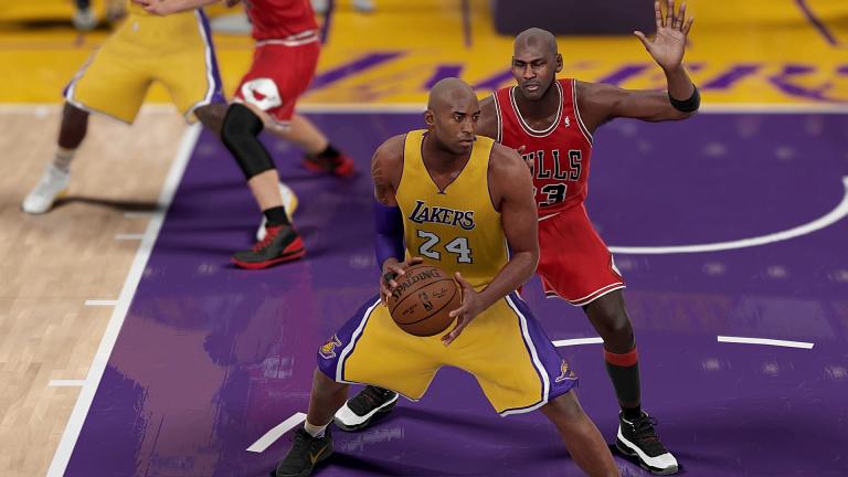 Nintendo Switch : NBA 2K17 n'est pas non plus confirmé