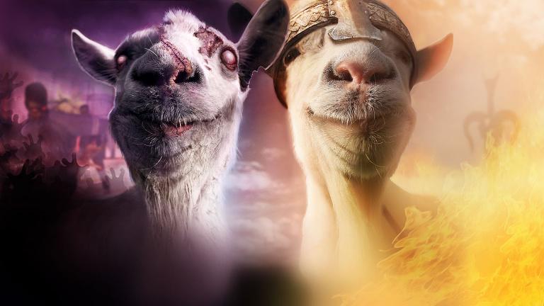Goat Simulator : The Bundle daté sur PS4