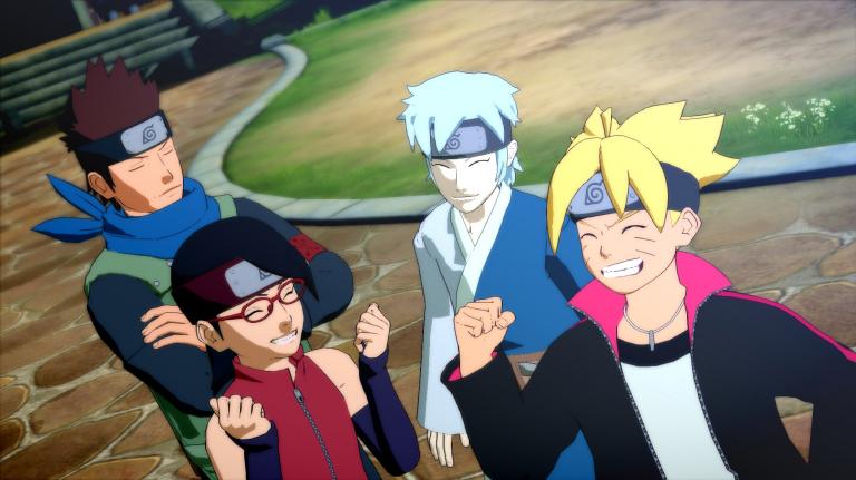 Naruto Shippuden UNS4 Road to Boruto : Mitsuki sera jouable