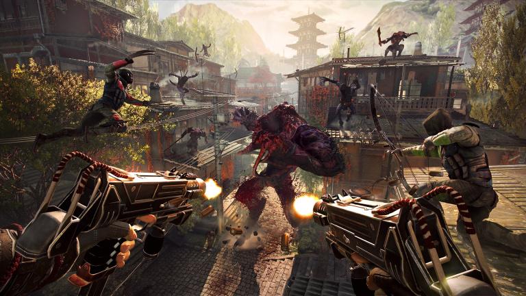 Shadow Warrior 2 : ventes, mise à jour et contenu gratuit