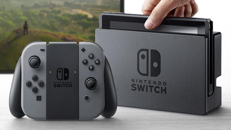 Nintendo Switch : La liste des premiers jeux confirmés
