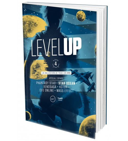 Level Up passe au niveau 4 chez Third Editions