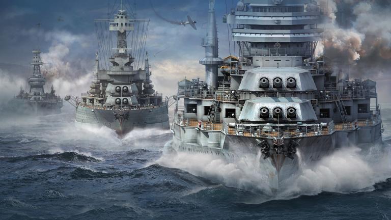 World of Warships : 500 clés à gagner pour jouer avec le destroyer Premium Campbeltown