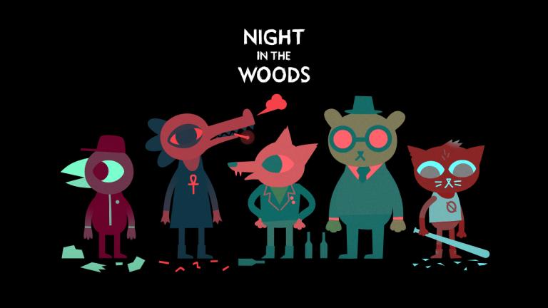 Night in the Woods : Sortie fixée au 10 janvier 2017