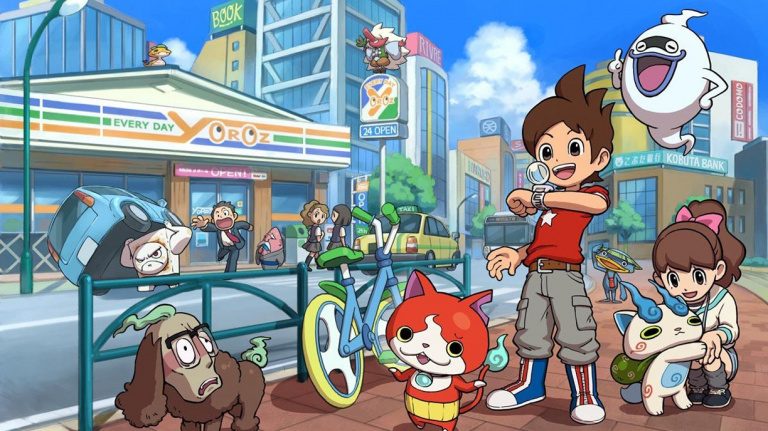 Yôkai Watch fait un excellent départ en Europe
