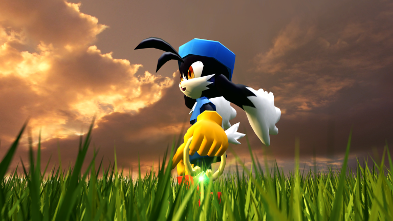 Un film d'animation Klonoa bientôt en production