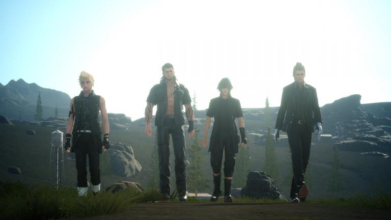 FF XV : Square Enix étudie la possibilité de jouer avec une femme