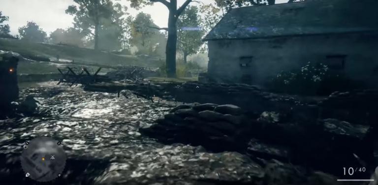 Emplacements des Manuels de terrain de l'Épisode 1 - Dans la boue et le sang