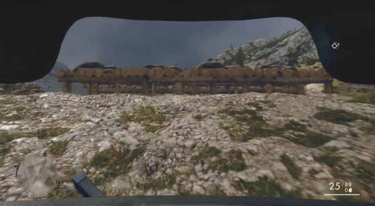 Emplacement des Manuels de terrain de l'Épisode 3 - Avanti Savoia