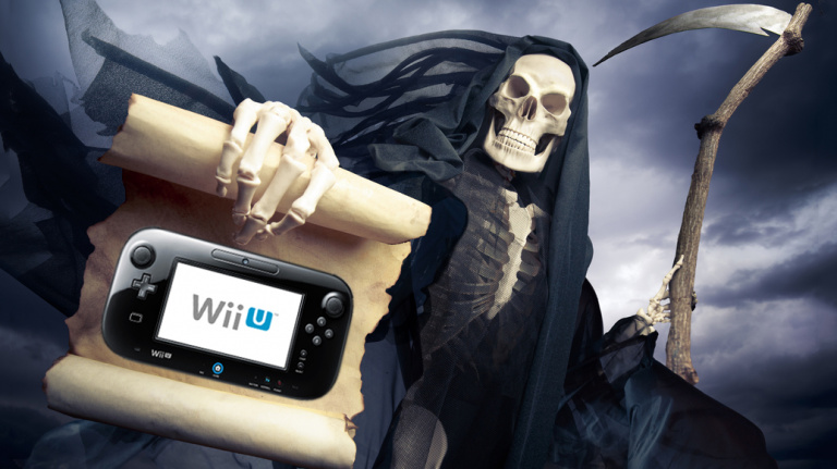 Fin de production ce vendredi pour la Wii U