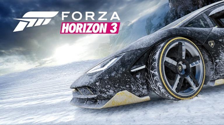 Forza Horizon 3 : l'hiver approche avec le premier DLC