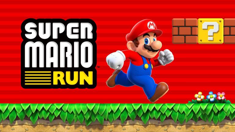 Super Mario Run : un jeu développé avec le moteur Unity