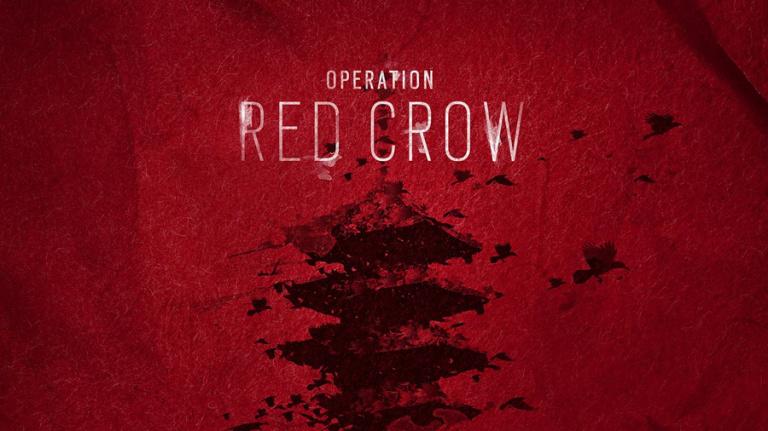 Operation Red Crow : le nouveau DLC de Rainbow Six Siege