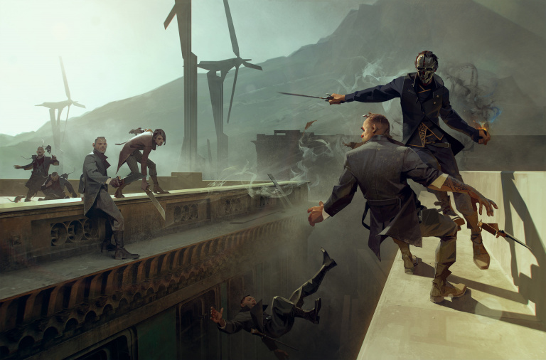 Dishonored 2 : L'art cohérent