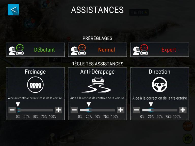Conduire sans aide