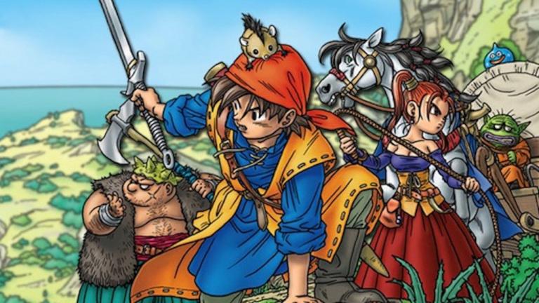 Dragon Quest VIII débarque en Europe le 20 janvier 2017