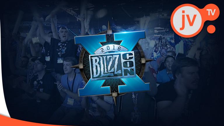 Blizzcon : Suivez la cérémonie d'ouverture en direct sur la JVTV