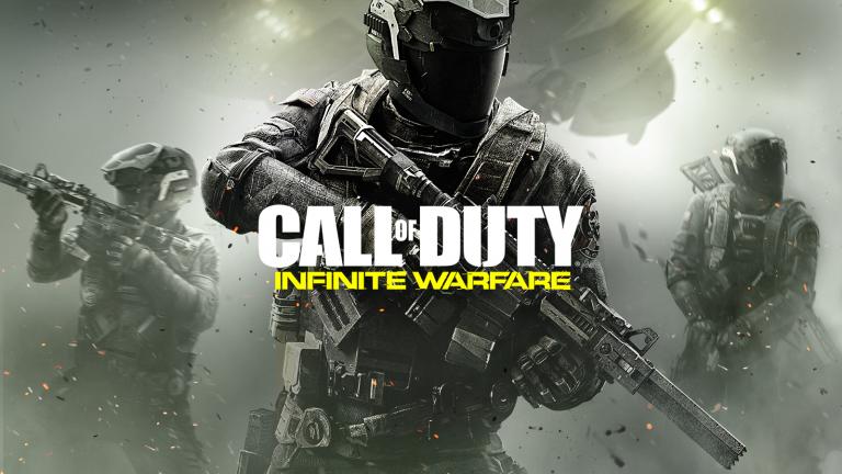 PlayStation Store : Call of Duty Infinite Warfare est disponible !