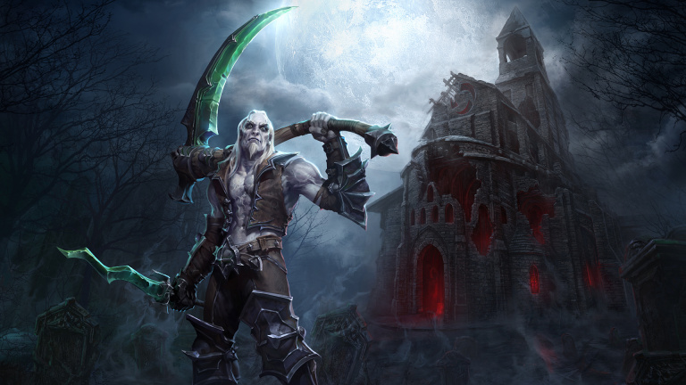 BlizzCon 2016 - Diablo III : Le Nécromancien officialisé !