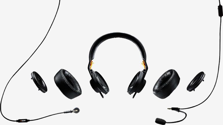 Fnatic lance un casque modulaire pour les joueurs avec le Duel TMA-2