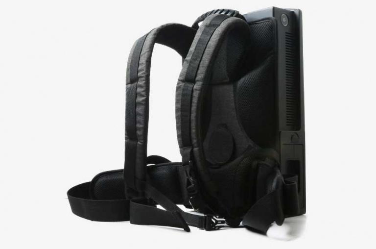 Zotac présente un nouveau sac à dos VR, qui s'installe sur un bureau