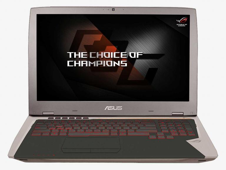 Asus ROG G701VI : GTX 1080 et écran 120 Hz sur un PC portable