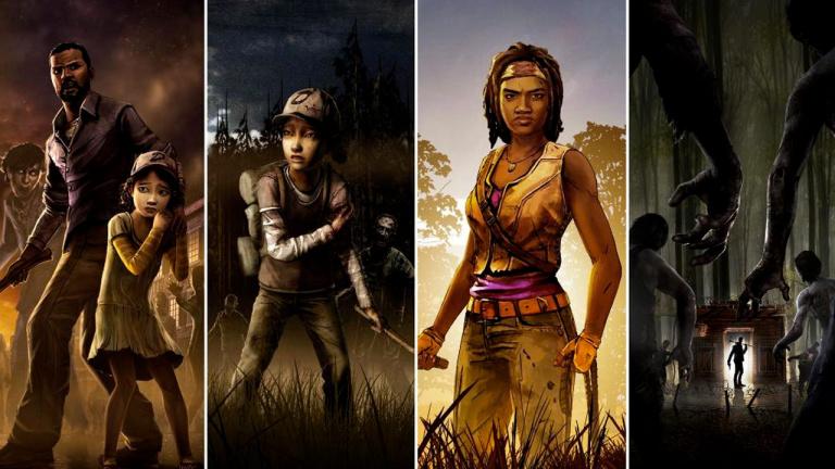 The Telltale Undead Survival Bundle disponible sur Xbox One