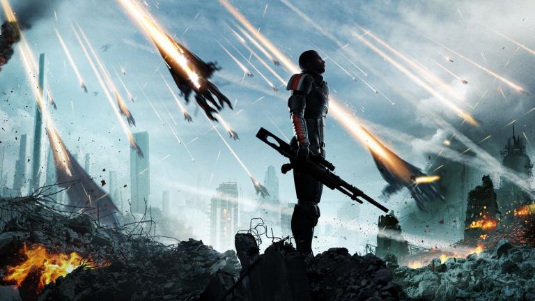 La trilogie Mass Effect compatible sur Xbox One
