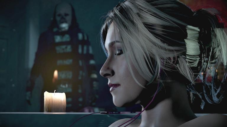 Until Dawn : pas de patch PS4 Pro au programme