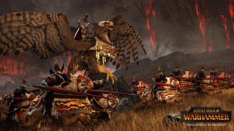 Total War Warhammer : la Bretonnie débarque en février 2017