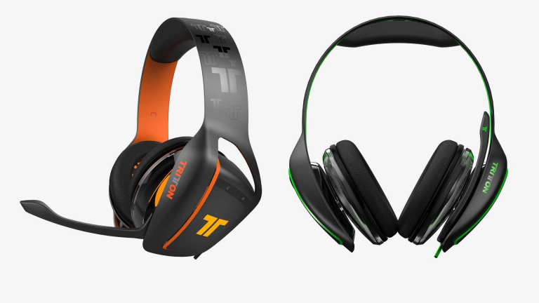 Mad Catz sort le Tritton ARK 100, un micro-casque audio pour Xbox One et PS4