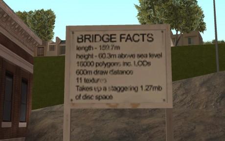 Gant Bridge : le troll au sommet des développeurs