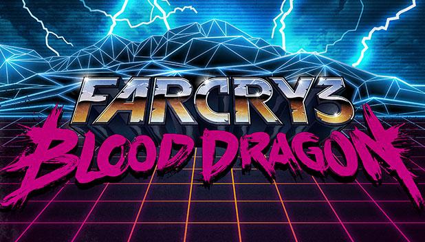 Far Cry 3 : Blood Dragon disponible gratuitement pour les 30 ans d'Ubisoft !
