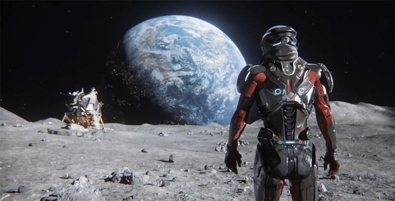 Mass Effect Andromeda : le directeur créatif nous livre quelques informations