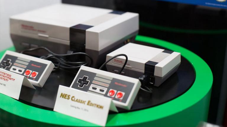 Nintendo Classic Mini : à peine sortie, déjà en rupture de stock
