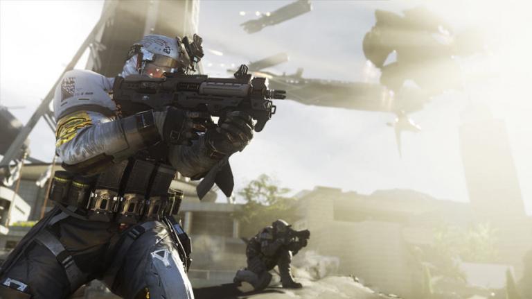 CoD Infinite Warfare : un weekend de double XP pour le mode Zombies